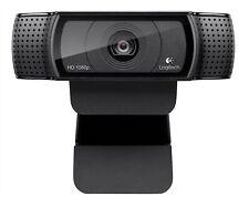 LOGITECH HD PRO C920 WEB CAM (BRAND NEW IN RETAIL PACKAGING)