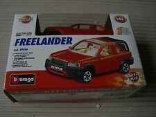 LAND ROVER FREELANDER rouge 1:43 BBURAGO KIT DE MONTAGE 497006
