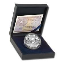 ESPAÑA: 10 euro plata 2012 proof III Centenario de la Biblioteca Nacional