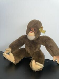 Rarität Steiff Schimpanse Jocko 26cm guter Zustand