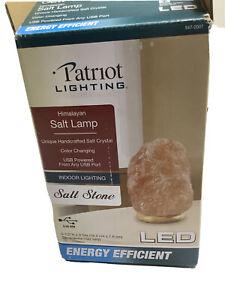 Himalayan Salt Lamp Natural Crystal Rock With Multi Lighting USB