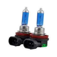 2Pcs H11 12V 55W Super Bright Ultra White Fog Halogen Bulb Car Head Light Lamps