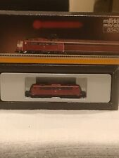 More details for br 111 , db ag | gauge z - article no. 8843 electric locomotive.