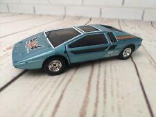 EIDAI Grip, MASERATI BOOMERANG 1/28, very rare item, retro toys, pop up lights