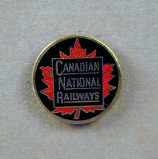 Lapel Pin Canadian National Railways No Package