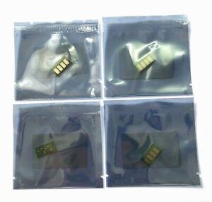 Toner Chip for Ricoh  M C250FW Ricoh Lanier P C301W 408336 408337 408338 408339