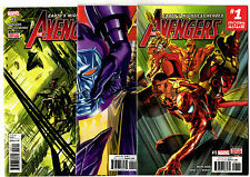 The Avengers #1-3, 5, 7-9 (2016) Marvel VF/NM to NM