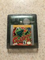 Frogger 2 Nintendo Gameboy Color GBC  Tested & Authentic Game Boy