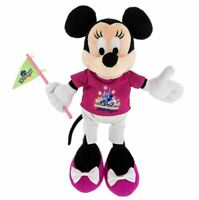 Walt Disney World Parks 45th Anniversary Minnie Mouse Cinderella Castle Flag Ret