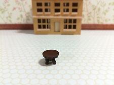 Dollhouse Miniature 1:144 Scale Round Kitchen Table Micro Minis Furniture
