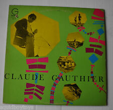 CLAUDE GAUTHIER : Cerfs Volants LP Record GAMMA 1970s
