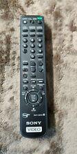SONY  RMT-V307A Original Remote Control Tv-Video Please Read !!!