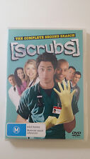 Scrubs - The Complete Second Season (4 Disc DVD) R4 - Eng, Italn, Frnch, German