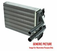 HEATER RADIATOR HEAT EXCHANGER NRF OE QUALITY REPLACEMENT 54377