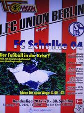 07.06.2020 1.FC Union Berlin - FC Schalke 04 (Geisterspiel)