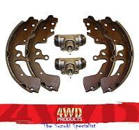 Brake Shoe & Wheel Cylinder SET - Grand Vitara 1.6/2.0/2.7-V6 3/5D (05-08)