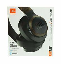 JBL LIVE 650BTNC Wireless Over-Ear Noise-Cancelling Headphones *LIVE650NCBLK