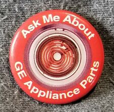 LMH Button Pin GE APPLIANCE PARTS Stove ASK ME About Slogan HOME DEPOT Employee