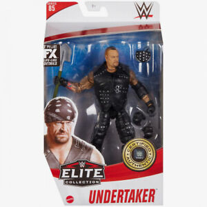 WWE Mattel Undertaker Elite Series #85 Figure