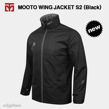 MOOTO Wing Jacket S2 (Black) Windbreaker with Optional Patch TKD KUKKIWON WT