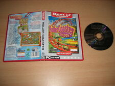 ROLLERCOASTER TYCOON 1 Pc Cd Rom BO a RCT RCT1  FAST POST