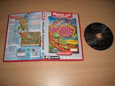 Rollercoaster Tycoon 1 PC CD ROM BO una ricezione consentiti RCT1 Post veloce