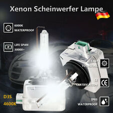 2* D3S 6000K 35W Xenon Brenner Scheinwerfer Lampe Ersatz Für Audi A6 C7