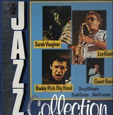 Jazz Collection Volume 1 10 LP Elpee Set Neu in Folie