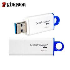 Kingston DTIG4 16Go Clé USB 3.0 DataTraveler I G4 Flash Mémoire Drive