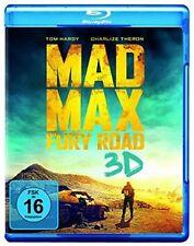 3D Blu-ray * Mad Max: Fury Road * NEU OVP