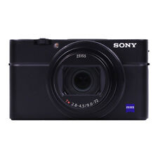 Sony Cyber-shot DSC-RX100 VI M6 20.1MP Digital Camera 4K Video Black