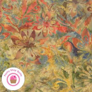 Moda SANTORINI BATIKS 4355 40 Brown Quilt Fabric