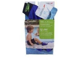 * Speedo Kids UV Beach Socks; Ages 1-2; Size Small (Kids Shoe Size 5-8)