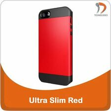 ULTRASLIM Etui Dekken Case iPhone 5 iPhone 5S Satin Red