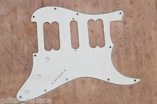 Golpeador Stratocaster HSH Mint Green Pickguard 3 Capas Humbucker Sin Tapas