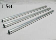 Multiple Background Support Rollers Alloy Core Tube Cross Bar 1 Set Photo Studio