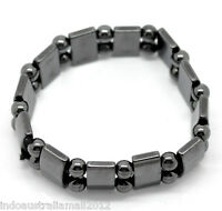 Non-Magnetic Hematite Bracelet for Arthritic Pain and Blood Pressure(B20082)