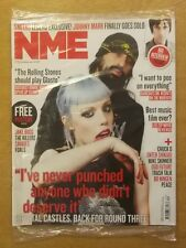 NME NOVEMBER 3 2012 ROLLING STONES JAKE BUGG KILLERS FOALS SAVAGES ODD FUTURE