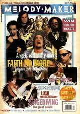 "F1 POSTER SIZE 15X11"" COVER PAGE 23/51992 FAITH NO MORE"
