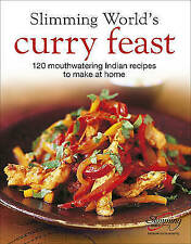 Slimming World's  Curry Feast: 120 Mouth-watering Indian Recipes to Make at Hom…