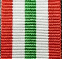 WW2 BRITISH AUSTRALIAN CANADIAN NEW ZEALAND ITALY CAMPAIGN STAR MEDAL RIBBON