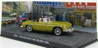 1/43 Scale model MGB, The Man With The Golden Gun