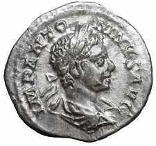 Elagabalus Eliogabalo römische münzen denar silber antike Denarius Roman Silver