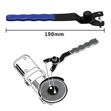 Universal Angle Grinder Key Plastic Handle 8-50mm Adjustable Pin Wrench Spanner