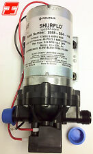 Caravan 12 Volt On Demand Water Delivery Pump Shurflo 2088-554-144 Electric NEW