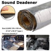 100*100cm Sound Deadener Car Heat Shield Insulation Noise Killer Material Mat