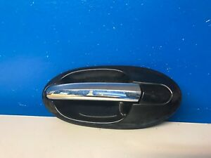 1999-2003 FORD WINDSTAR PASSENGER RIGHT RH EXTERIOR DOOR HANDLE BLACK OEM