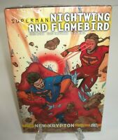 Superman Nightwing and Flamebird Vol 2 DC Comics Hard Cover HC New Sealed