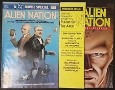 Alien Nation (Lot of 2 comic books) including Alien Nation The Spartans #1