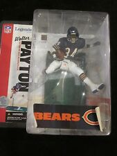 McFARLANE NFL LEGENDS SERIES 2 CHICAGO BEARS WALTER PAYTON BRAND NEW